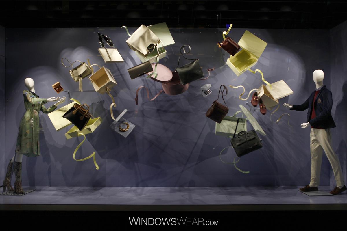 GUCCI via WindowsWear.com