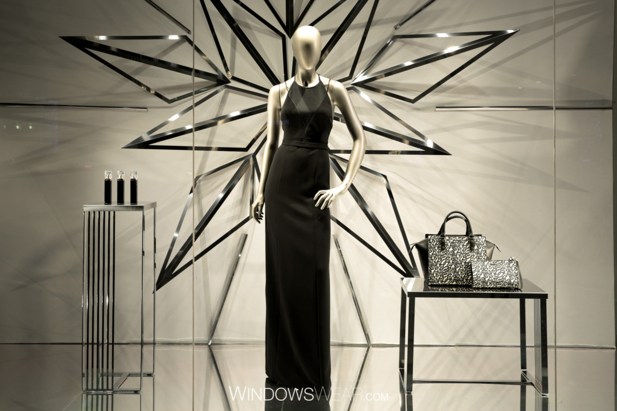 The World's Best Fashion Window Displays of 2014 ... Morello Orange Is The New Black Season 2