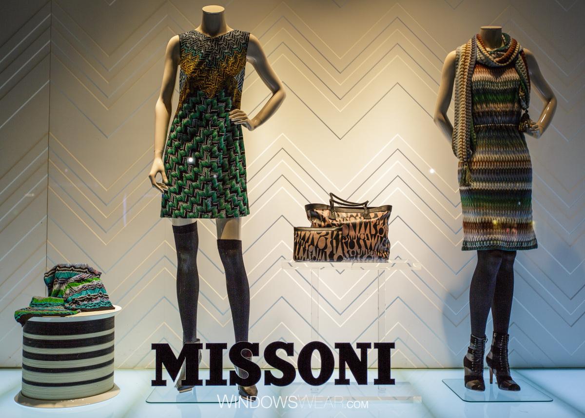 Missoni via WindowsWear.com