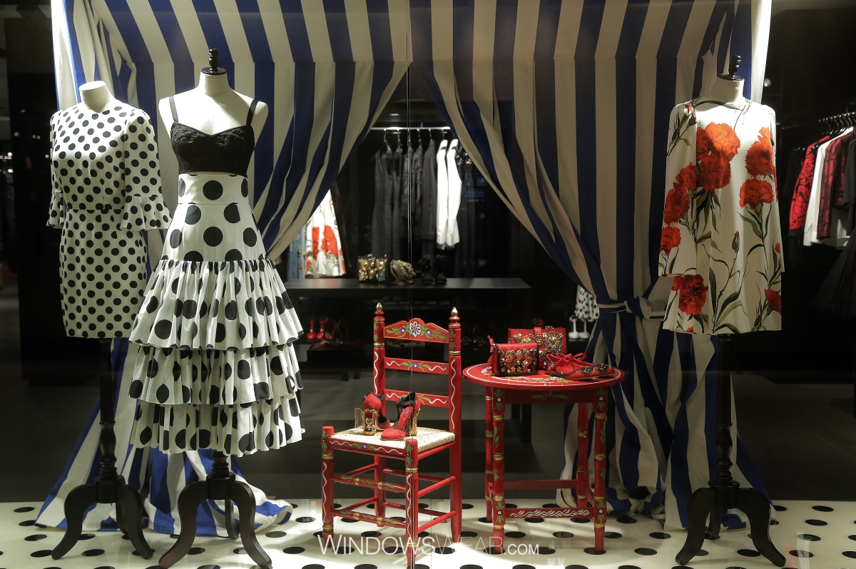 Dolce & Gabbana via WindowsWear.com