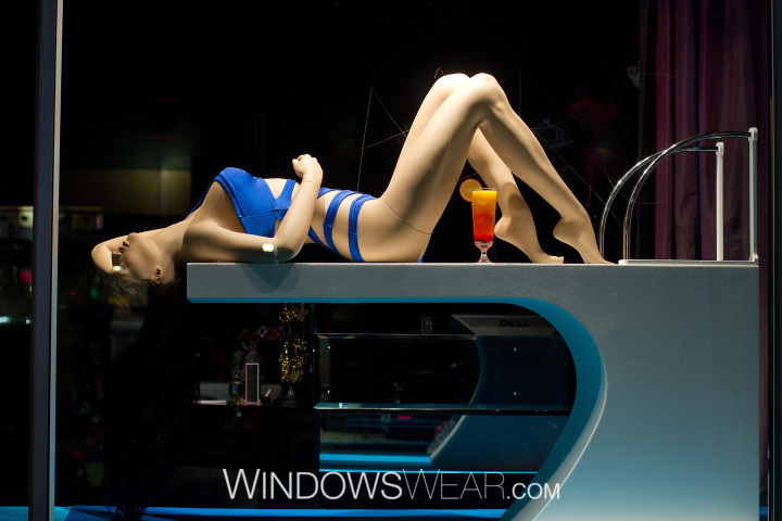 Agent Provocateur via WindowsWear.com