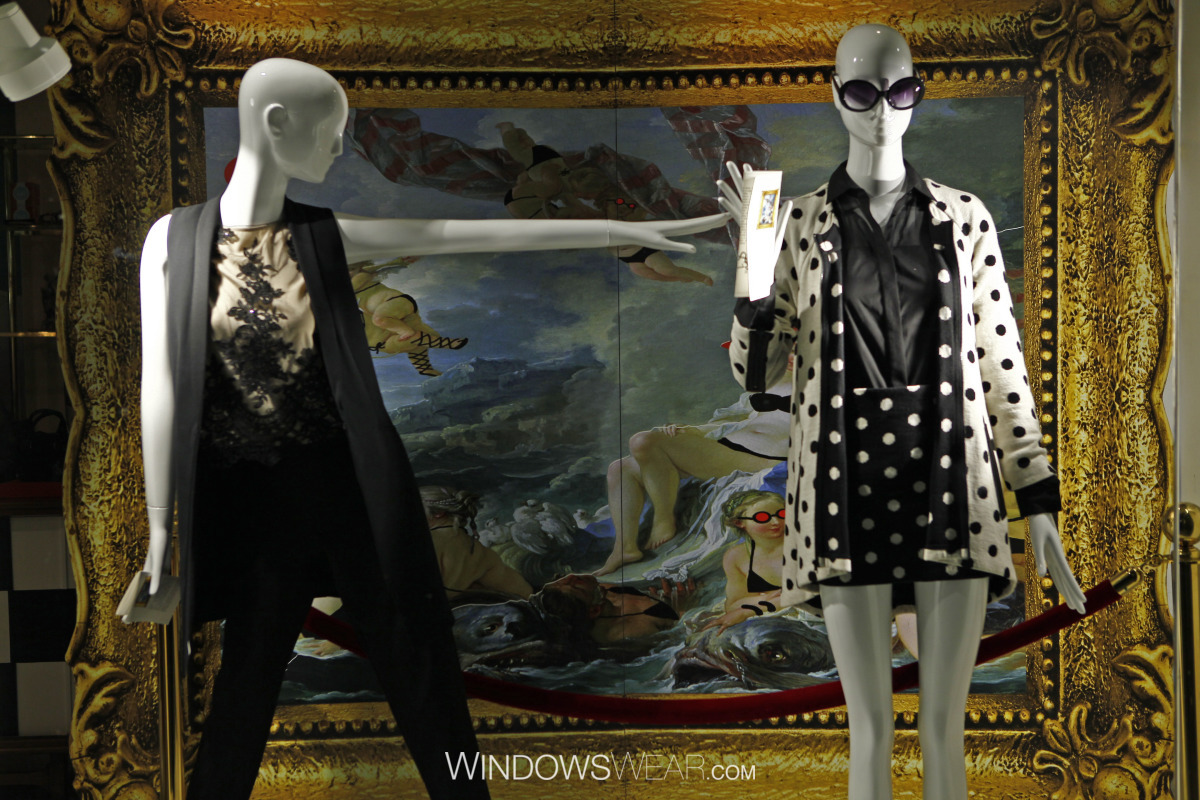Alice + Olivia via WindowsWear.com