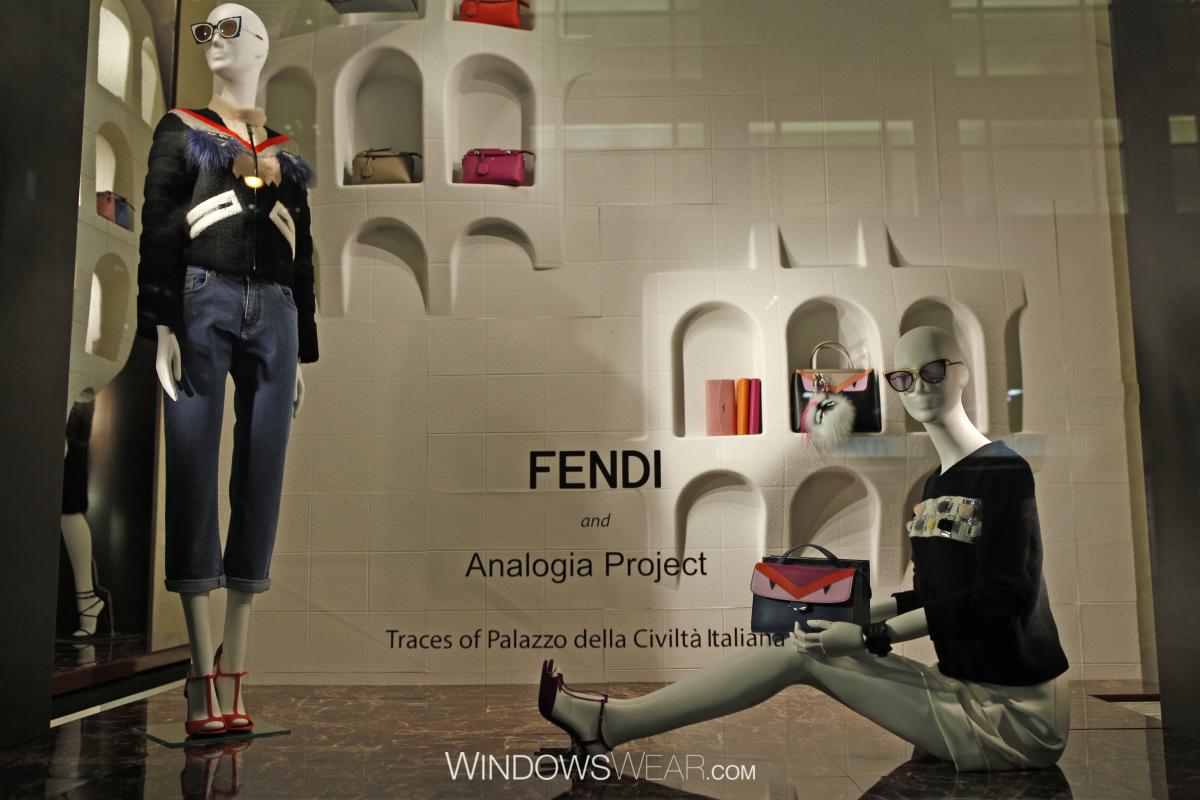 Fendi via WindowsWear.com