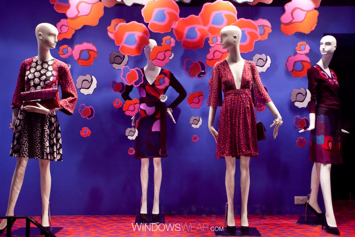 Diane von Furstenberg via WindowsWear.com